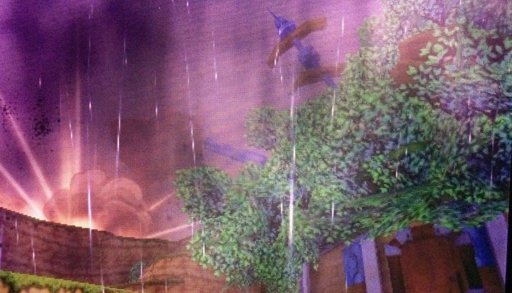 DQMJ3 雨
