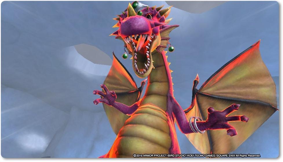 DQH2 ドラゴン