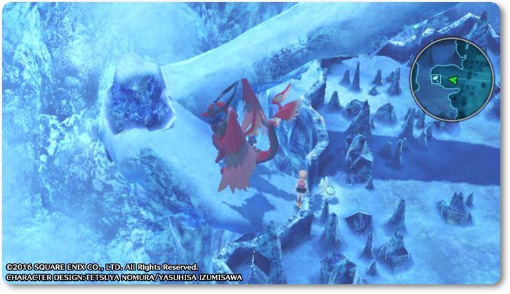 woffホーリードラゴン氷
