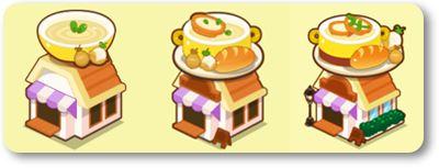 22レストランパラダイスクリームスープ