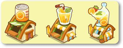 09レストランパラダイスオレンジジュース