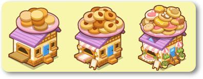 18レストランパラダイスクッキー