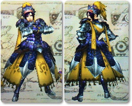 MHXX紫毒姫シリーズ