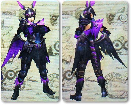 mhxxゴアXシリーズ剣士