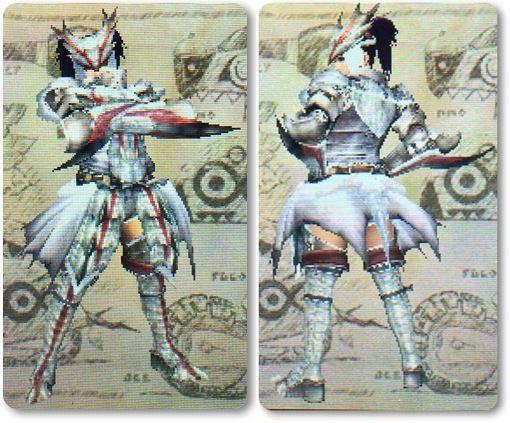 mhxxミラルーツシリーズ剣士