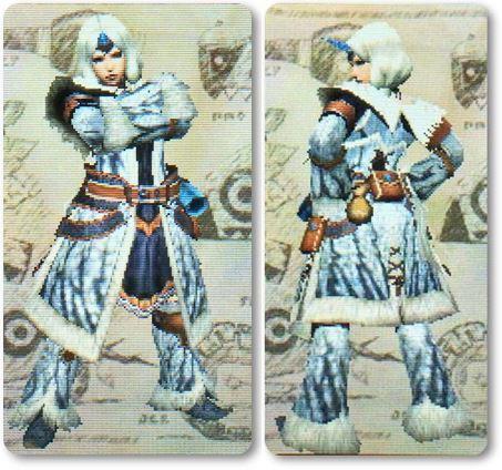 mhxxキリンXシリーズ剣士