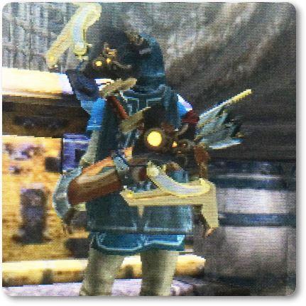 mhxx古代兵装・弓