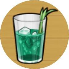 なめこの巣青緑汁