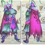 MHXXガルルガX剣士