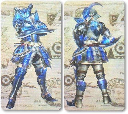mhxxギザミX剣士
