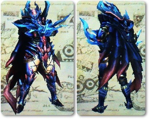MHXXディノX剣士01