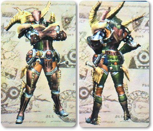 mhxxドボルX剣士