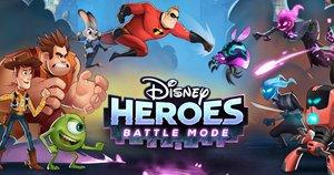ディズニーヒーローズ:バトルモード