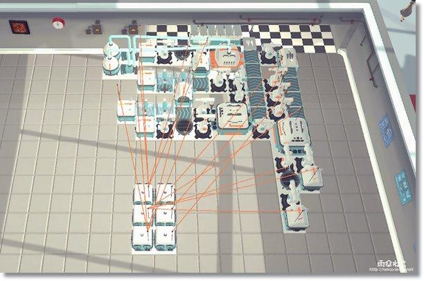 ステージS4ホットドッグの飛躍配置01オートマシェフ