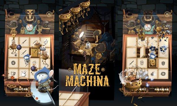 mazemachina