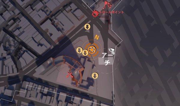 新たな住まいdivision2地図