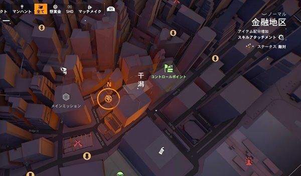division2実刑判決地図