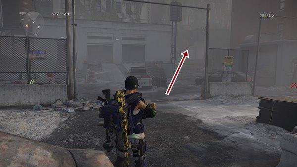 division2火に油を注ぐ入り口