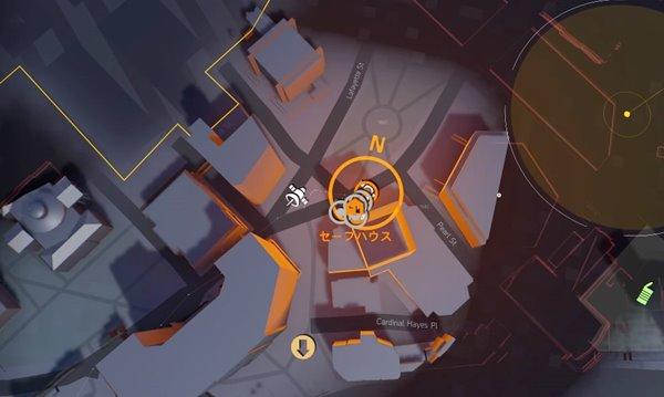 酒で忘れるdivision2地図
