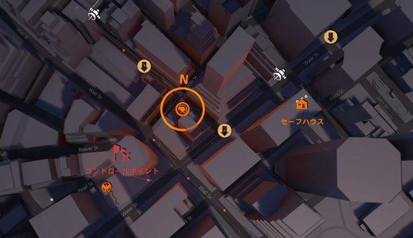 division2SHDテックキャッシュ金融地区03地図