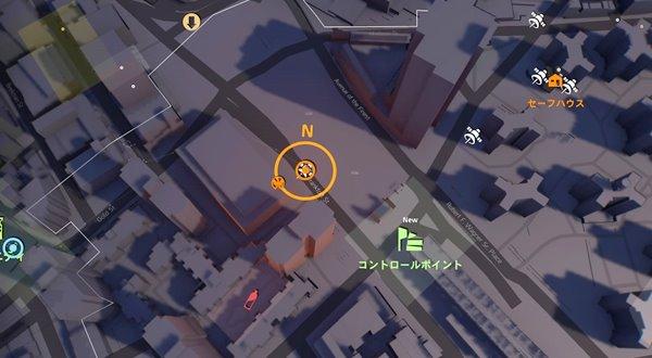 division2良識ある人地図