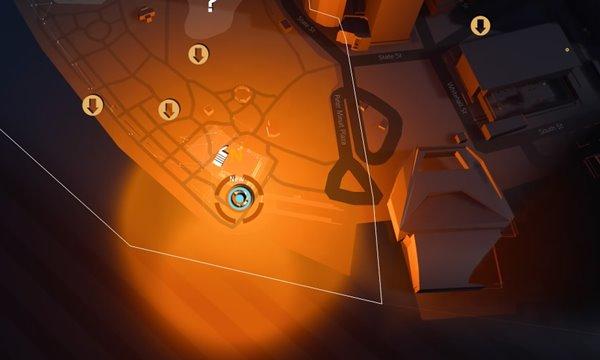 division2約束の地地図