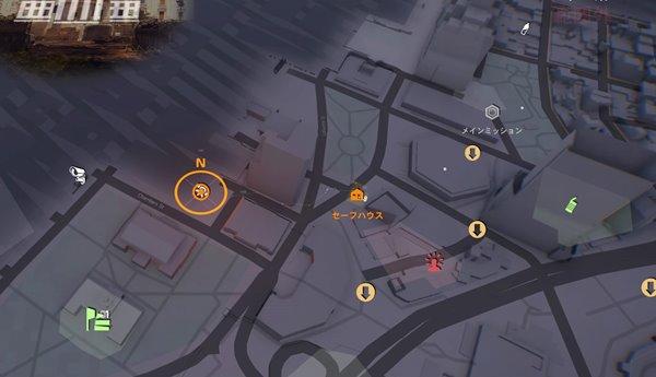division2権力地図