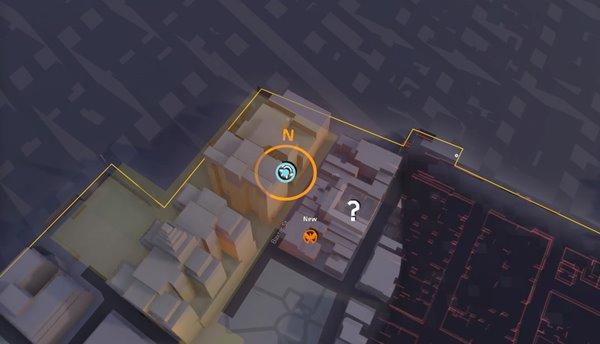 保護division2地図