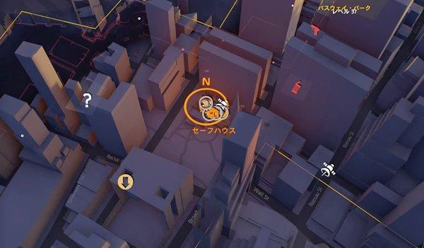 division2尋問地図