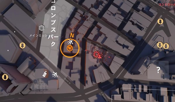 division2SHDテックキャッシュ市民会館03地図