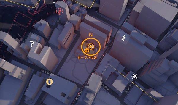 division2やめない地図