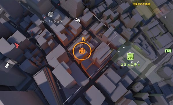 division2SHDバッテリーパーク05地図