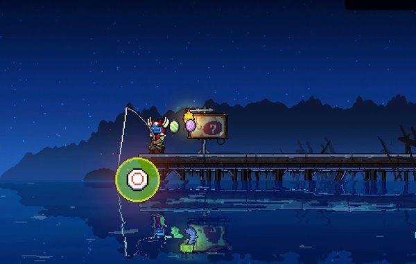 魚釣りネオンアビス