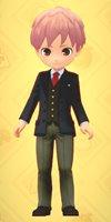 スーツ(黒)牧場物語オリーブ