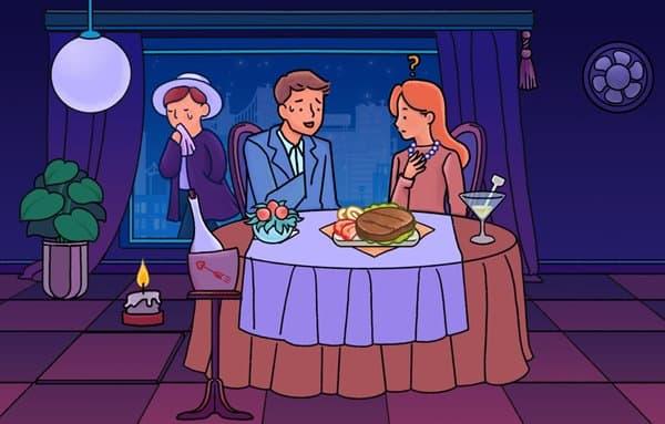 デートの日にゃん探偵ミオ