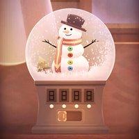 迷い猫の旅ボタン雪
